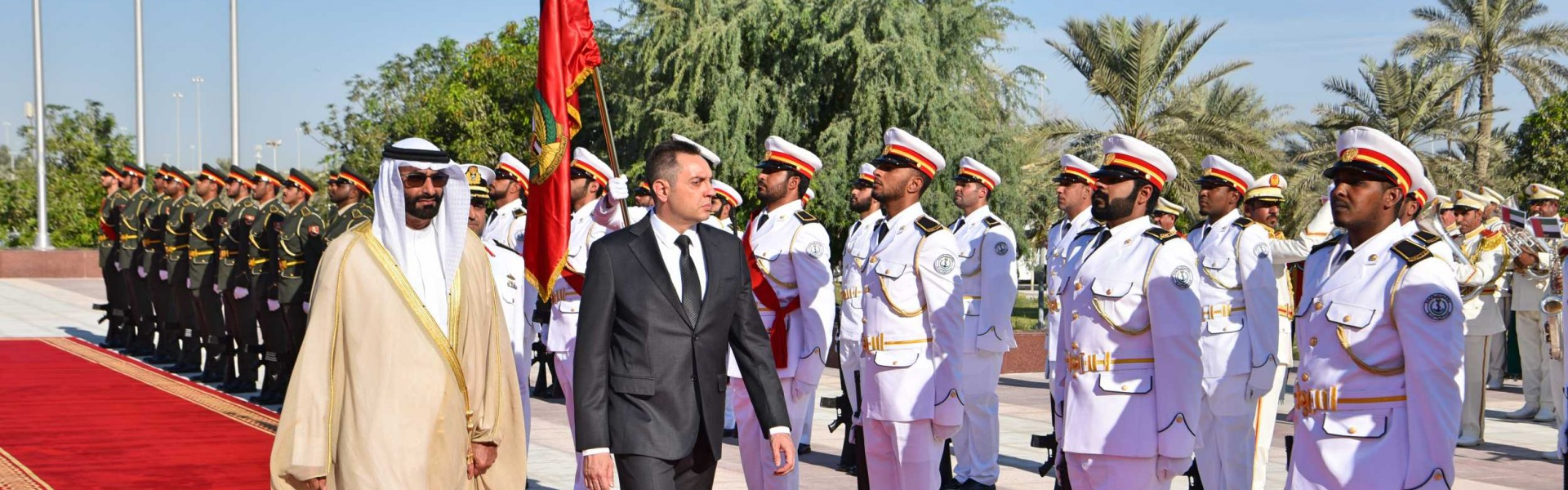 Континуирано јачање сарадње са Уједињеним Арапским Емиратима