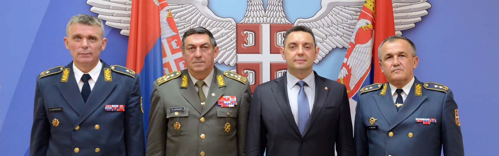 Commander Air Force and Air Defence Handover Ceremony