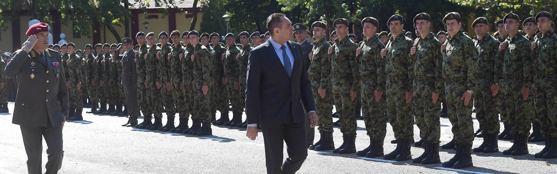 Ministar Vulin: Vojska je naš bedem od svakog zla, zločina i oluje