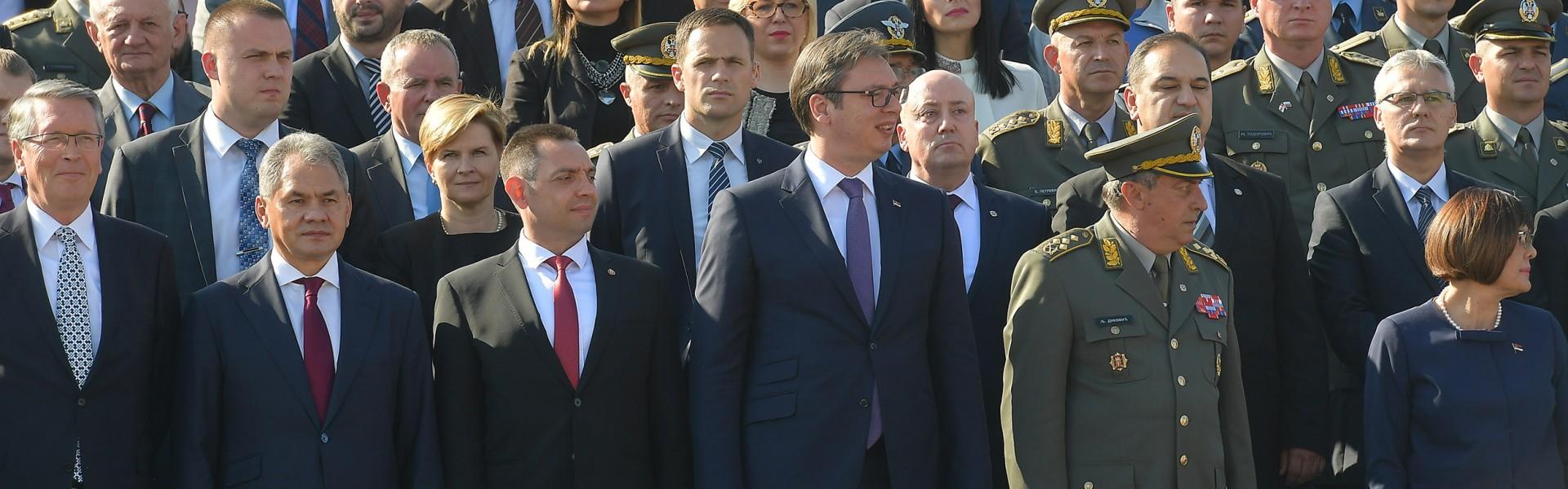 Србија ће чувати своју слободу