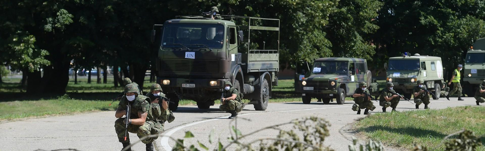 Министар Вулин: Војска Србије је драгоцен савезник