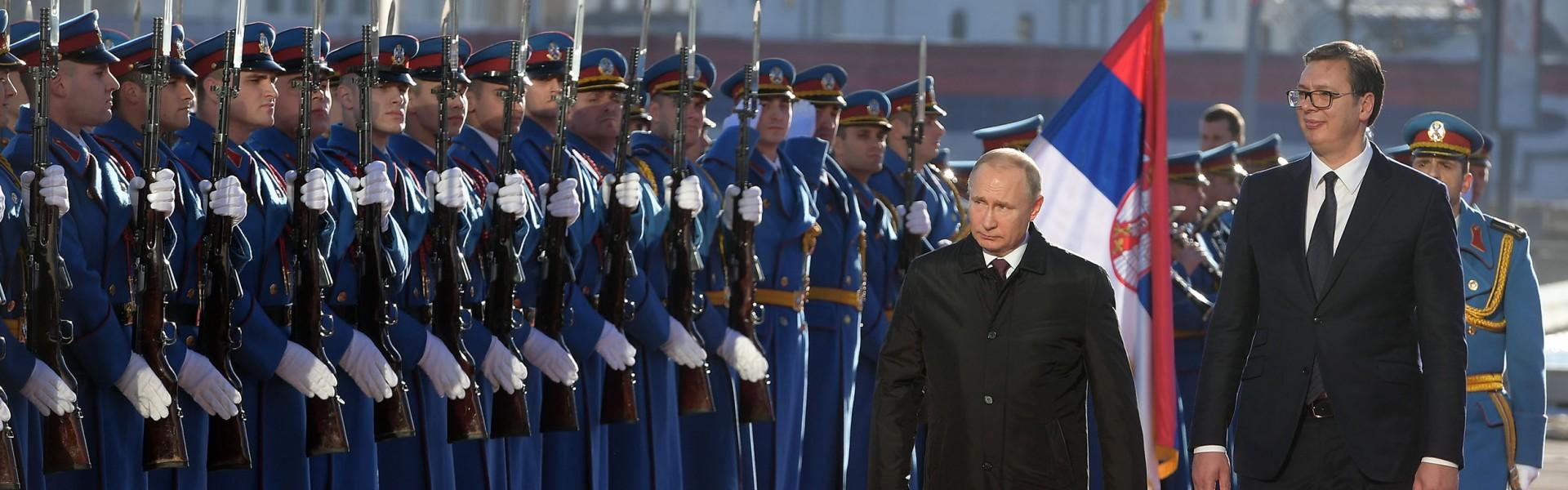 Састанак врховних команданата војски Републике Србије и Руске Федерације