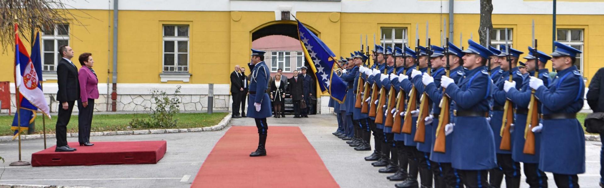 Боља сарадња основ за мир и стабилност  у региону