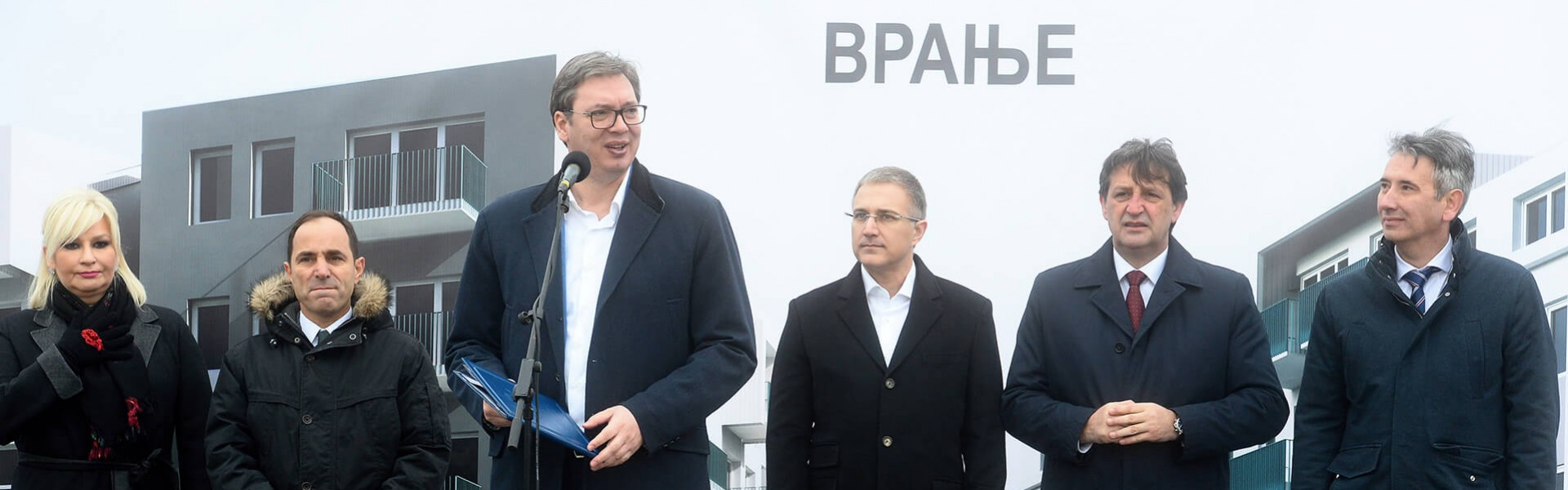 President Vučić: We are building a better future for Serbia