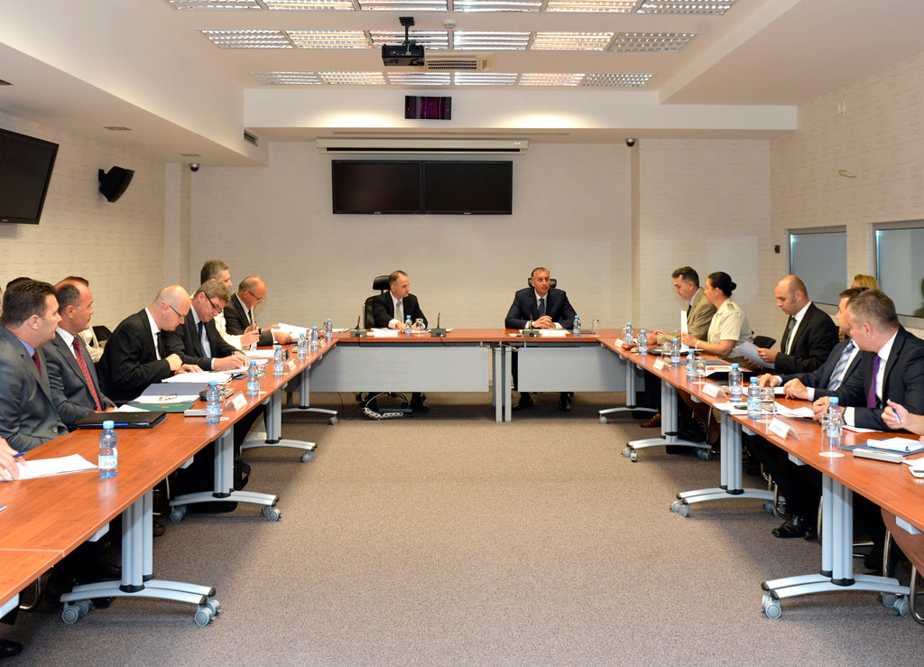 MoD delegation at the meeting of the US Adriatic Charter political directors