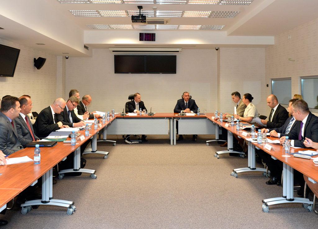 Делегација МО на састанку политичких директора Америчко јадранске повеље