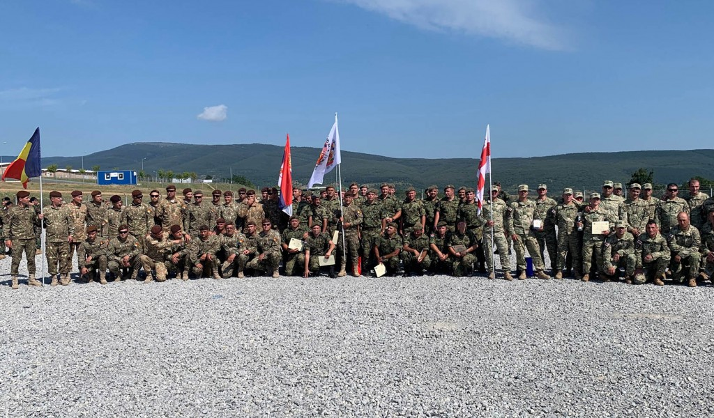 Serbian Armed Forces takes part in the international exercise in Bulgaria