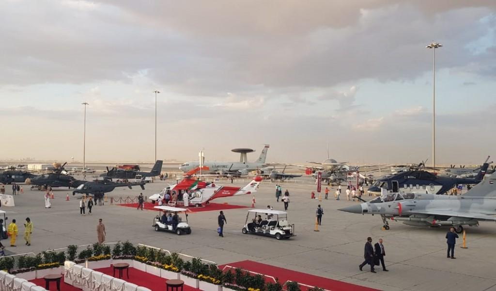 Делегација Министарства одбране и Војске Србије на сајму Dubai Airshow