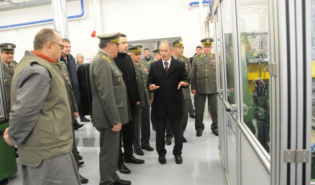 Колегијум начелника Генералштаба у Ваљеву