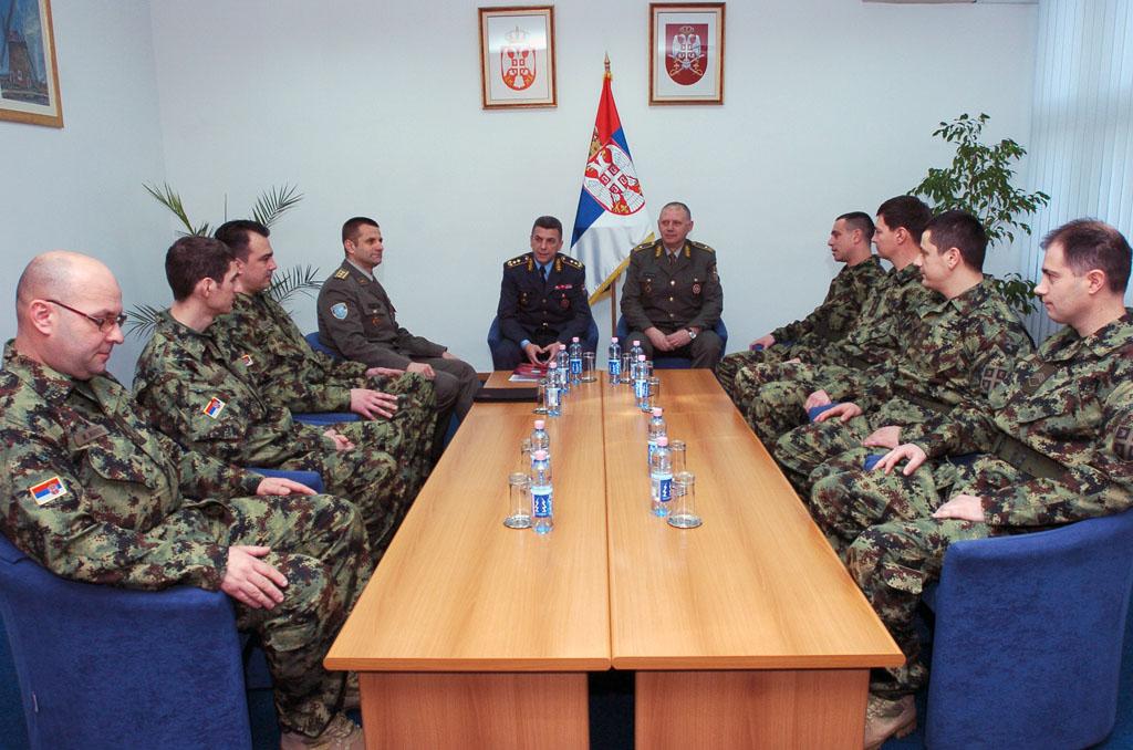 Нова ротација српских мировњака у УНИФИЛ