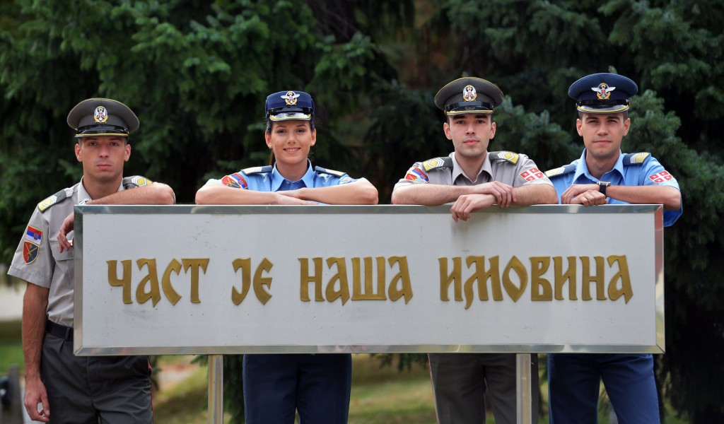 Open Days for young people interested in enrolling in military schools