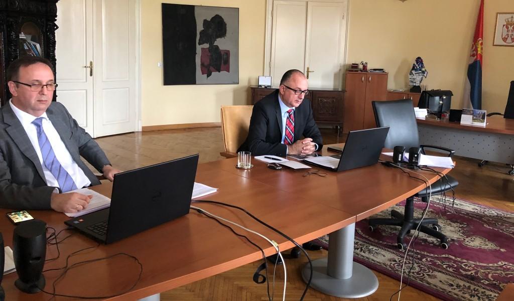 Ministarstvo odbrane ostaje posvećeno jačanju regionalne saradnje