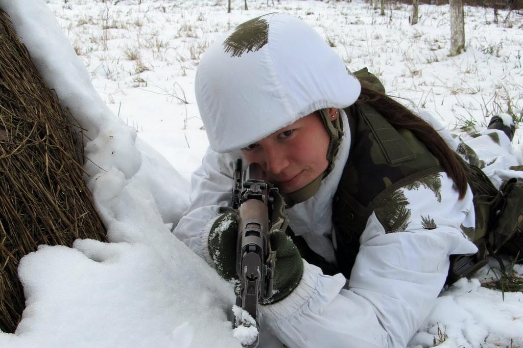Извиђачи Прве бригаде извели обуку у зимским условима