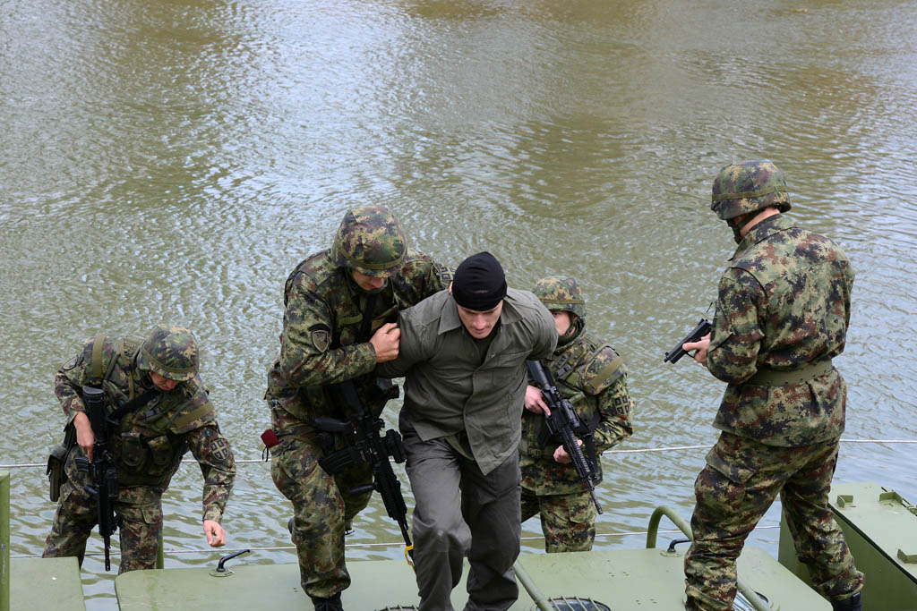 Special Brigade team ready for Atalanta mission