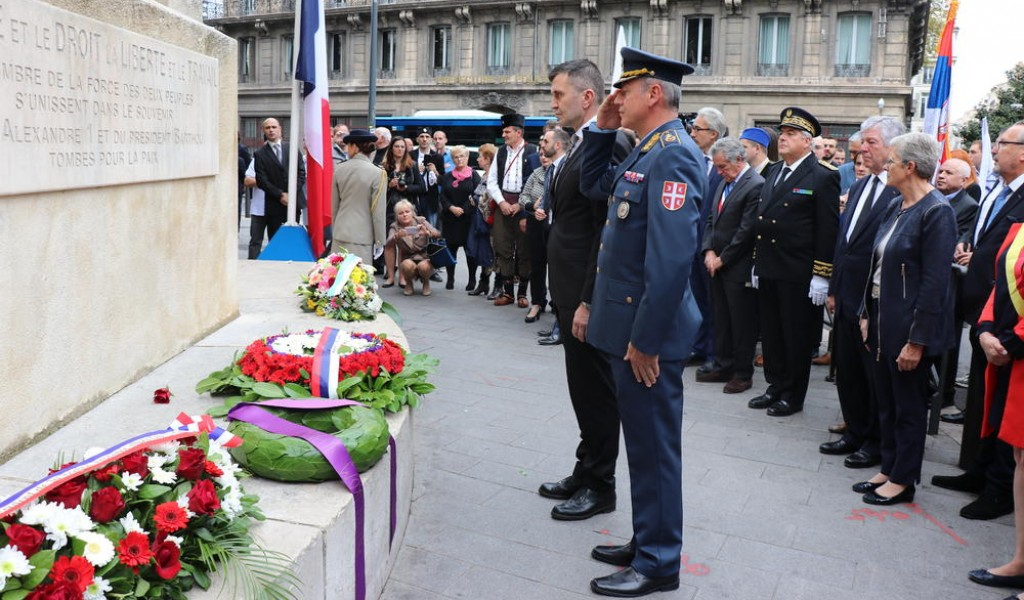 Обележено 85 година од смрти краља Александра Карађорђевића