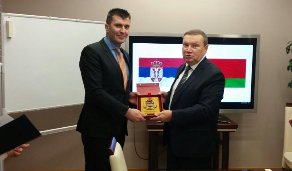 Кораци ка јачању војнотехничке сарадње са Белорусијом
