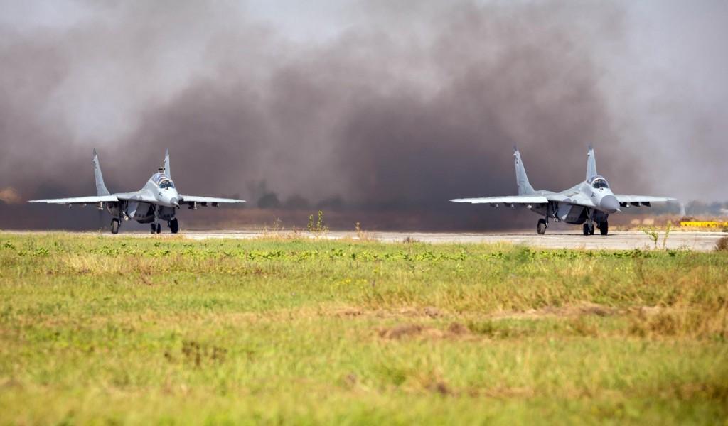 International Flight Tactical Exercise BARS 2021
