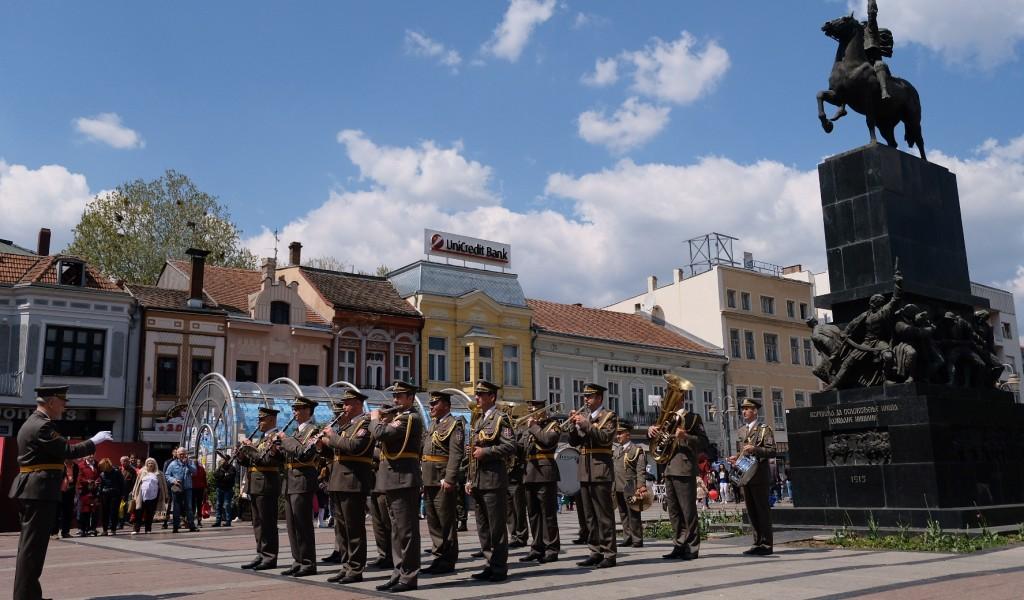 Promenade Concert of Military Orchestra Niš