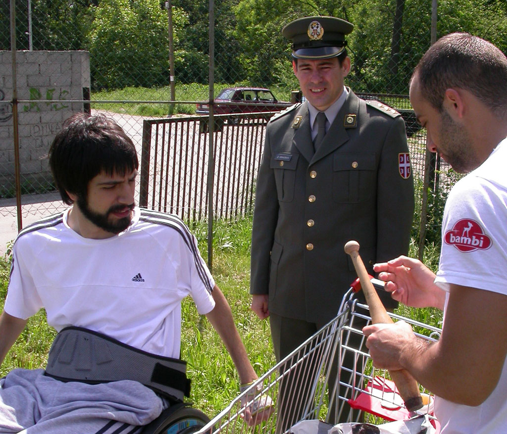 Serbian Armed Forces helps Serbian Paralympic athletes