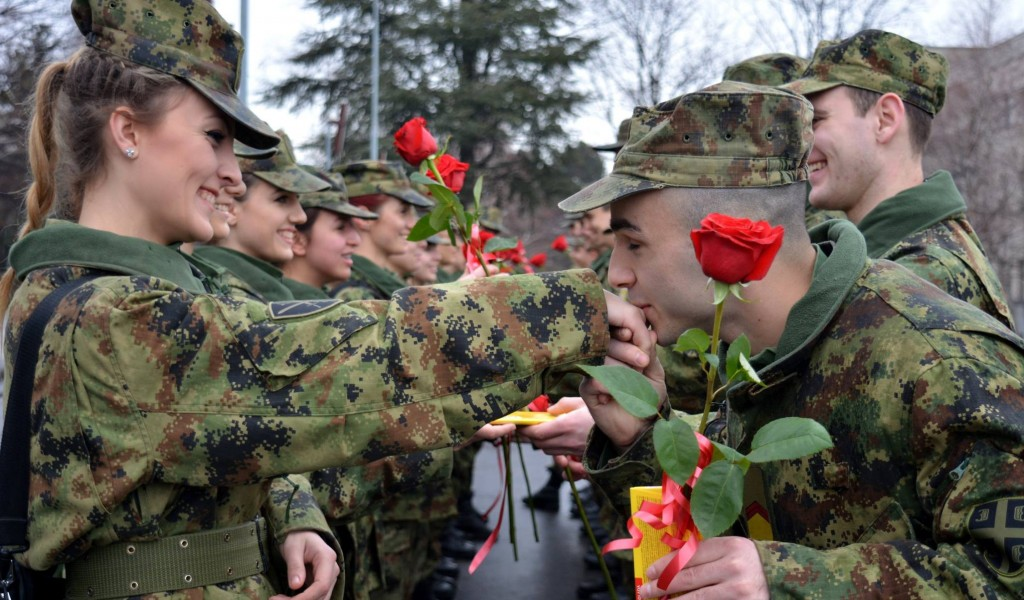 International Women s Day Observed in the Ministry of Defence and Serbian Armed Forces