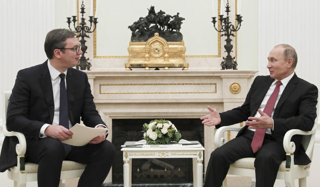Strengthening Strategic Partnership with the Russian Federation