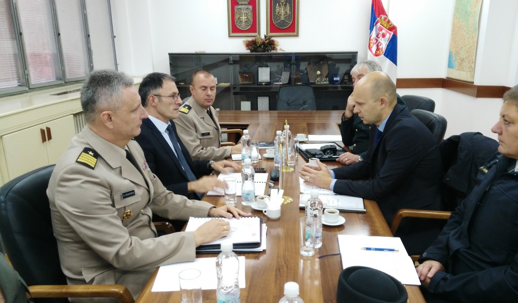 Defence Cooperation with Slovenia