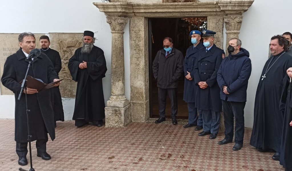 Обележена годишњица смрти краља Милана Обреновића