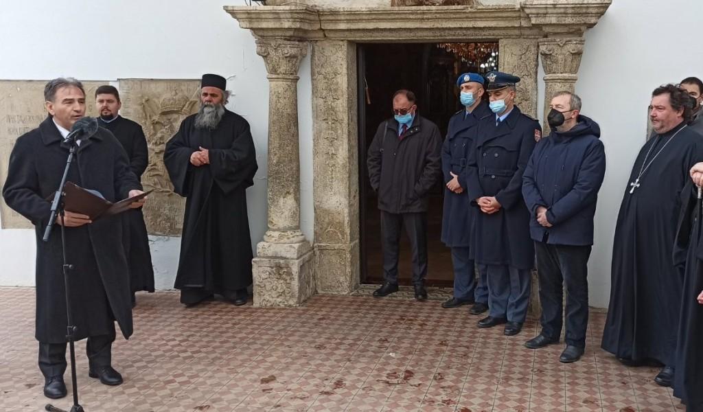 Death anniversary of King Milan Obrenović marked