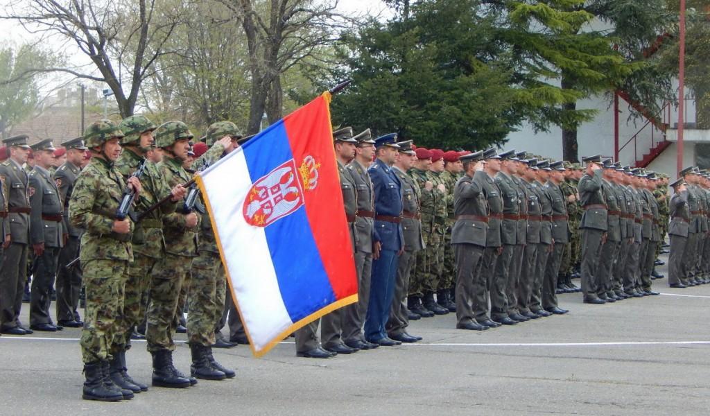 Обележен Дан Војске у јединицама Војске Србије