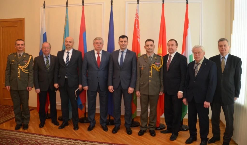 Министар одбране у посети Руској Федерацији