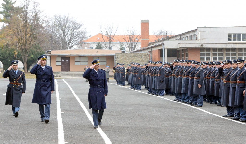 Marking the Day of the 250th Air Defence Missile Brigade