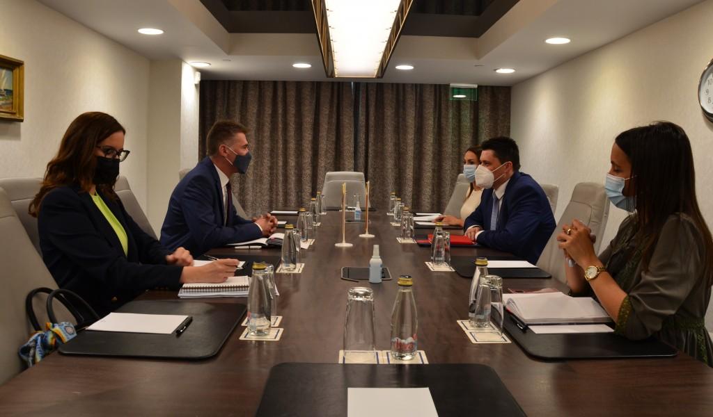 Састанак политичких директора министарстава одбране Грац формата