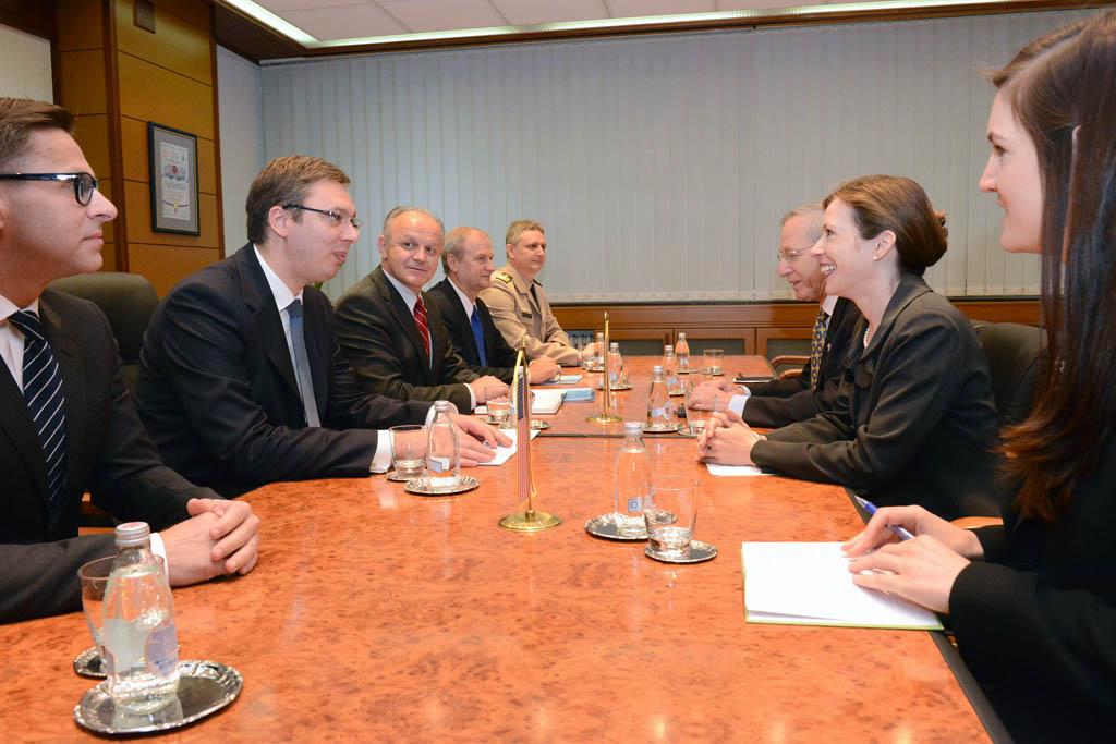 Посета заменице помоћника секретара одбране САД Евелин Фаркаш