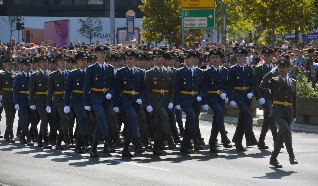 Enrolment in military schools – challenge for the chosen ones