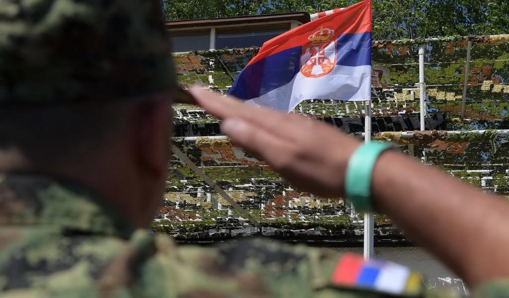 Припреме српских ракеташа за гађање на Шабли 2017