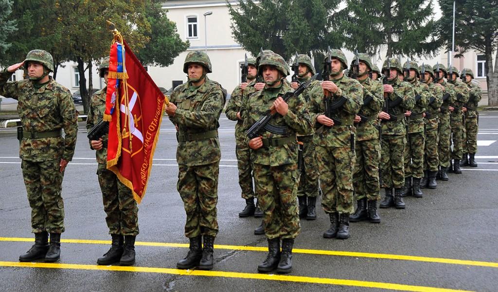 Обележавање Дана Треће бригаде Копнене војске