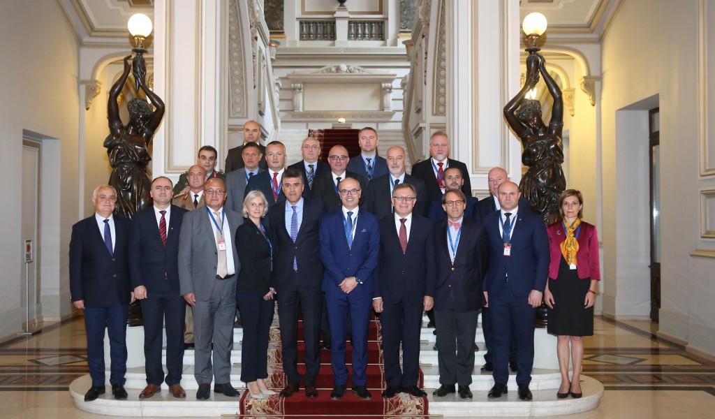 Састанак Процеса сарадње министара одбране у Југоисточној Европи SEDM