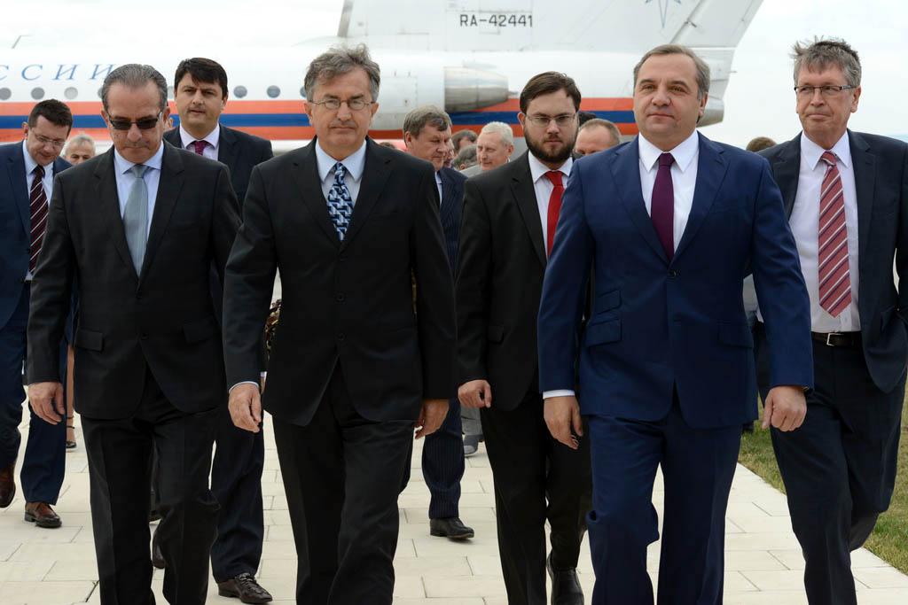 Посета Српско руском хуманитарном центру у Нишу