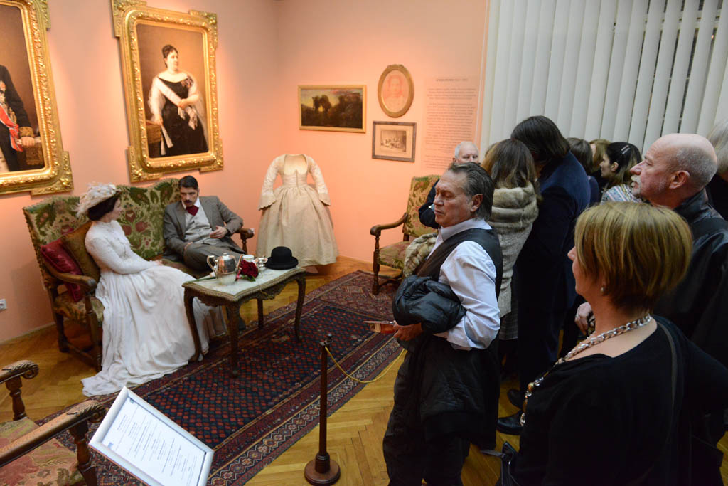 Отворена изложба о скривеном благу Дома Јеврема Грујића