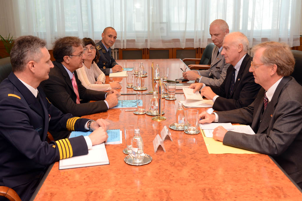 Minister Rodic receives German Ambassador