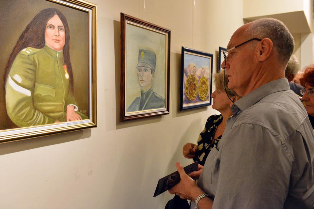 Otvorena izložba Stogodišnjica balkanskih i Prvog svetskog rata