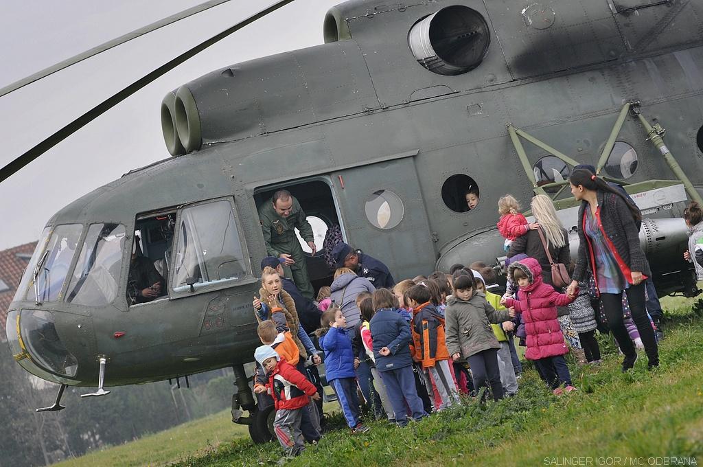 Aviators back in Obrenovac