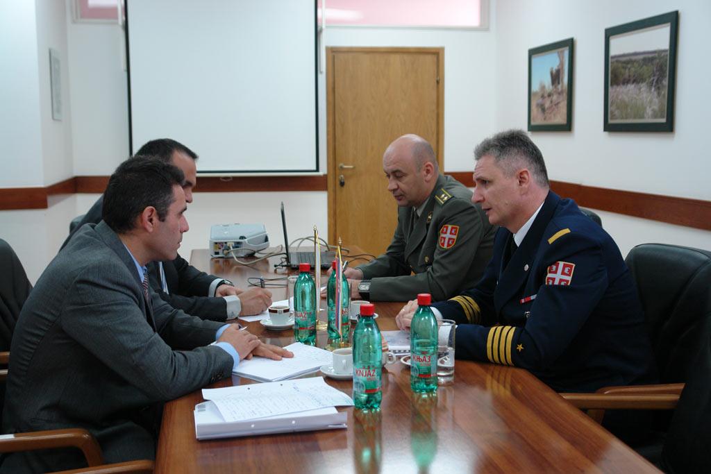 Potpisan Plan bilateralne vojne saradnje sa Republikom Kipar