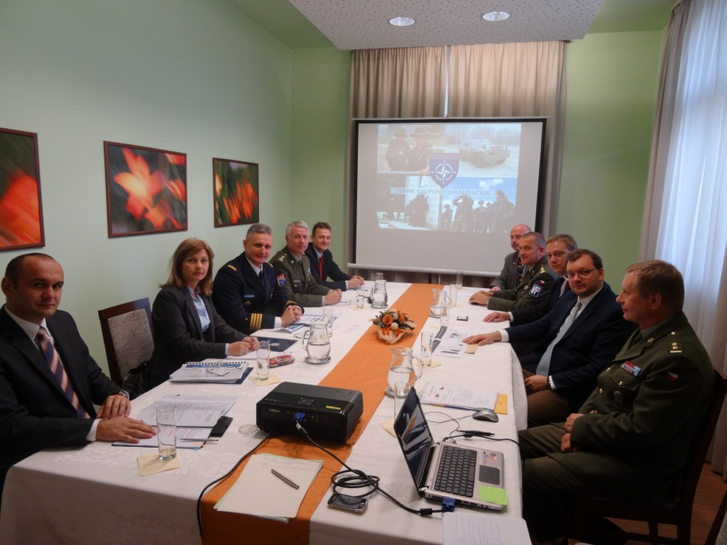 Defence consultations with the Czech Republic