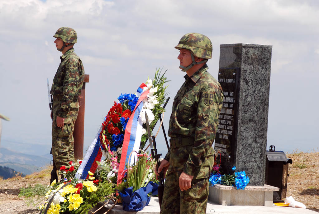 Memorial plaque in honor to SAF pyrotechnicians unveiled