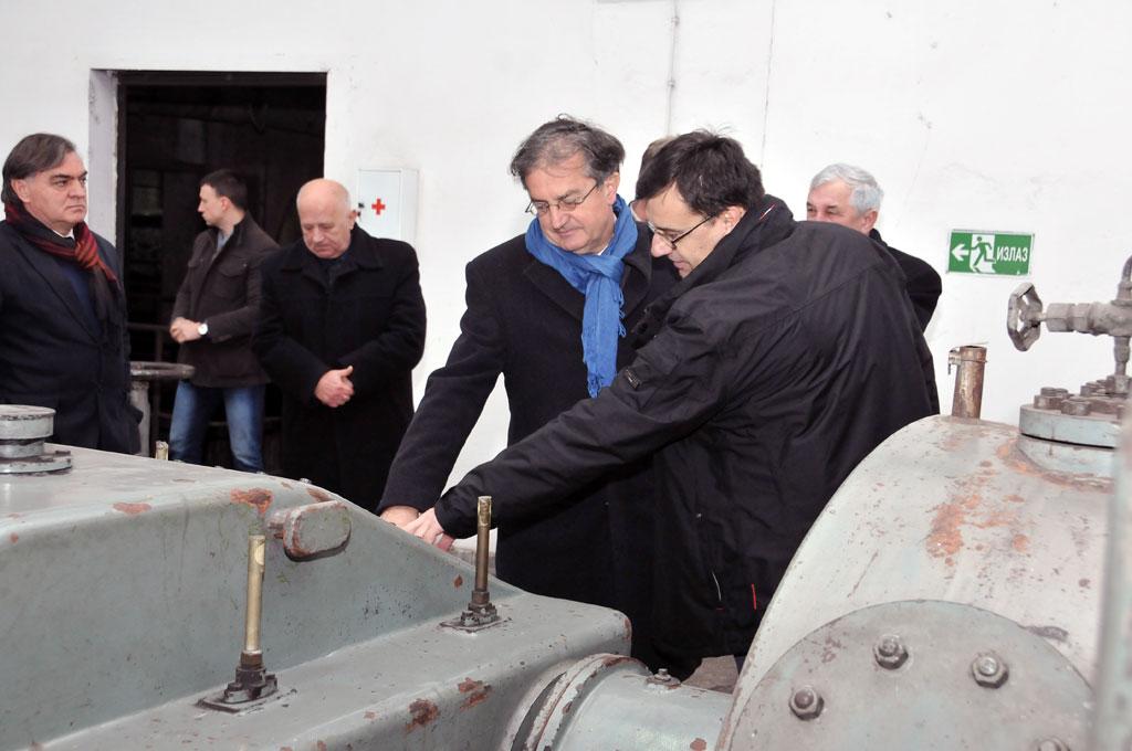 Poseta fabrici Milan Blagojević namenska u Lučanima