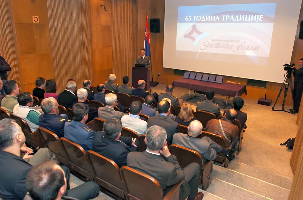 Zastava film marks its jubilee