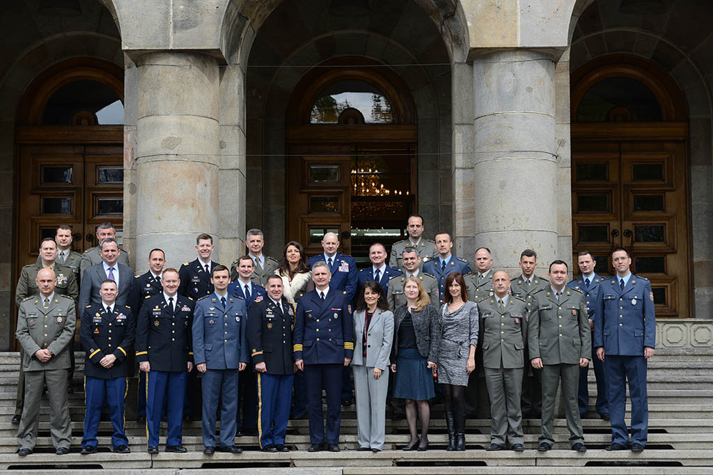 Glavna planska konferencija o vojnoj saradnji Srbije i SAD