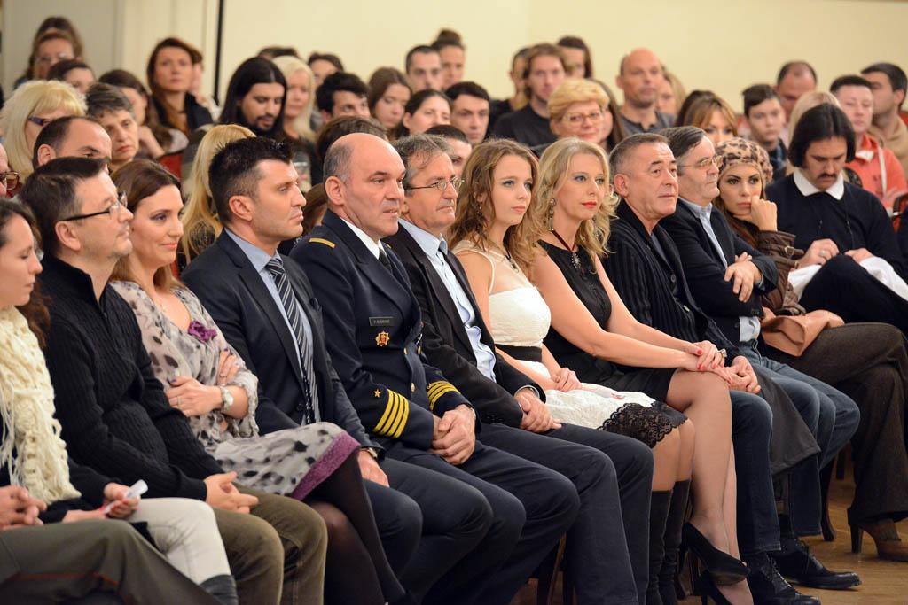 Филм Оствари свој сан приказан у Дому Војске Србије