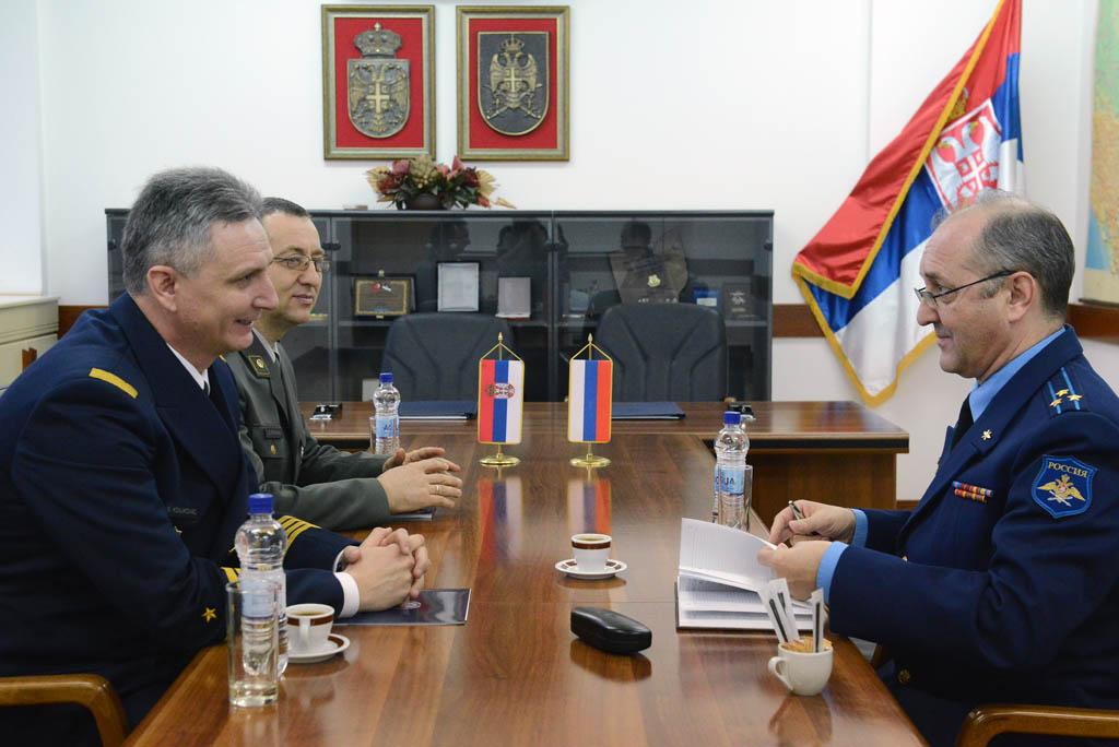 Potpisan Plan bilateralne vojne saradnje sa Ruskom Federacijom